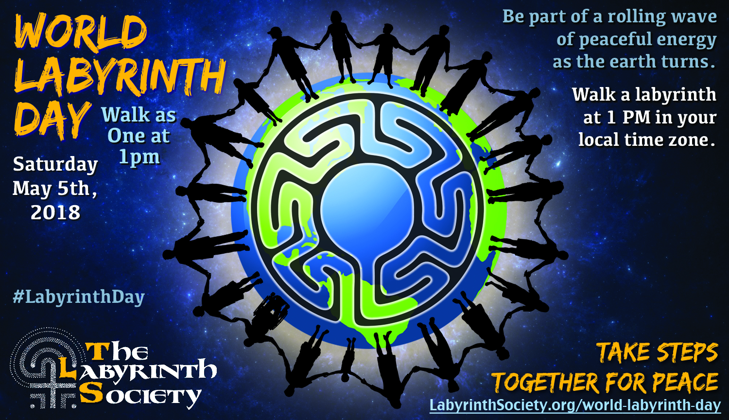 The Labyrinth Society World Day 5 Circuit Wld Globe 2018 Social Media 1500 Px Banner 25m