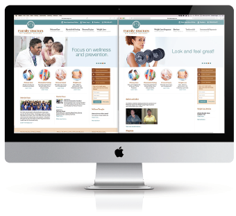Family Doctors of Green Valley websites