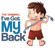 The Original I've Got My Back logo