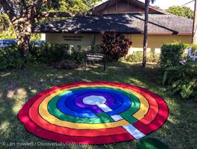 Lisa Moriarty's Chakra Labyrinth