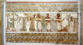 Lorimer sarcophagus aghia triada
