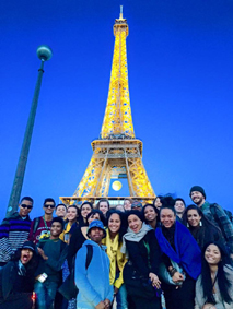 SSQ at Eiffel