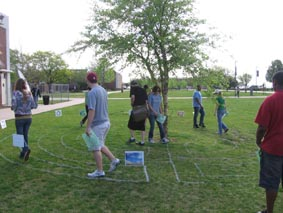 Earth Day 2008 UCO