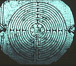 Chartres Labyrinth Example