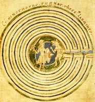 Concentric Labyrinth Example 1