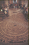 Medieval 7 Circuit Labyrinth Example 2