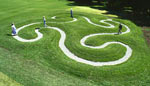 Meander Labyrinth Example