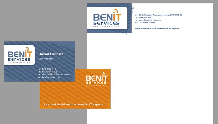 BenIT Services Identity Package