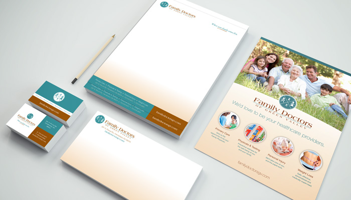 Family Doctors of Green Valley Print Materials