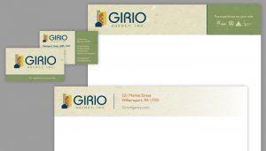 Girio Agency Identity Package