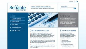 Reliable Bookkeeper