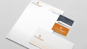 Steve Beyer Productions Branding