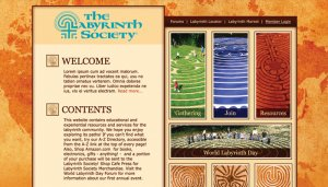 The Labyrinth Society Website