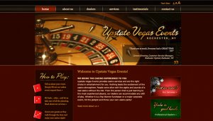 Upstate Vegas Events