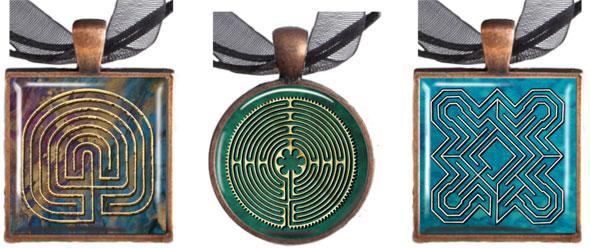 Labyrinth Jewelry