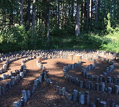 Permanent Labyrinth