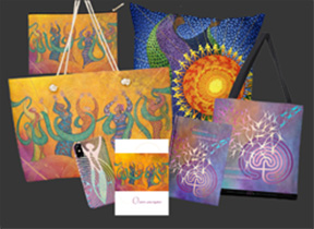 Choose from an array of meaningful art and gift items
