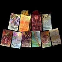 Labyrinth Walking Cards